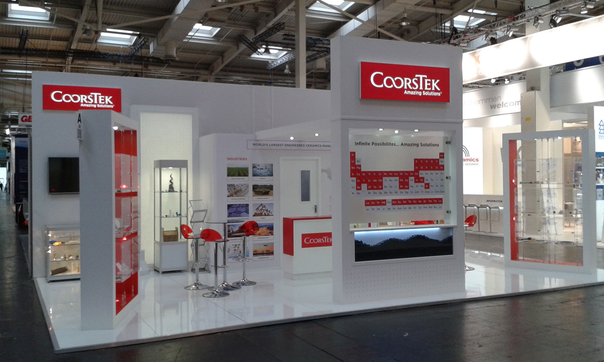 Small Exhibition Stand Alone : Exhibition stands exhibition graphics exhibition stand displays
