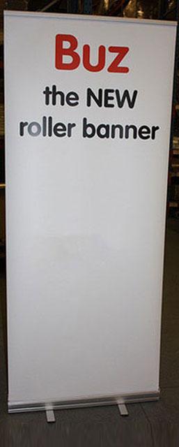 BUZ Roller Banner
