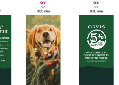 Orvis Lightboxes
