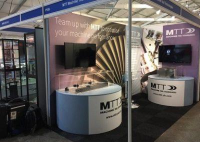MTT Exhibition Stand