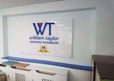 William Taylor Display print
