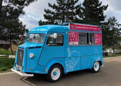 Old School Ice Cream Van